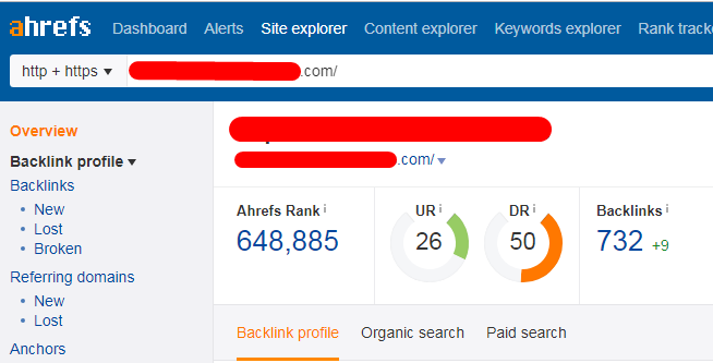 Increase Domain Rating Ahrefs DR 50+ for $90 - SEOClerks