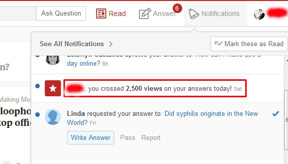 how to make an answer anonymous on quora