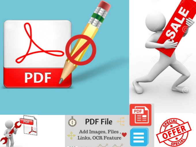 pdf locked by another user