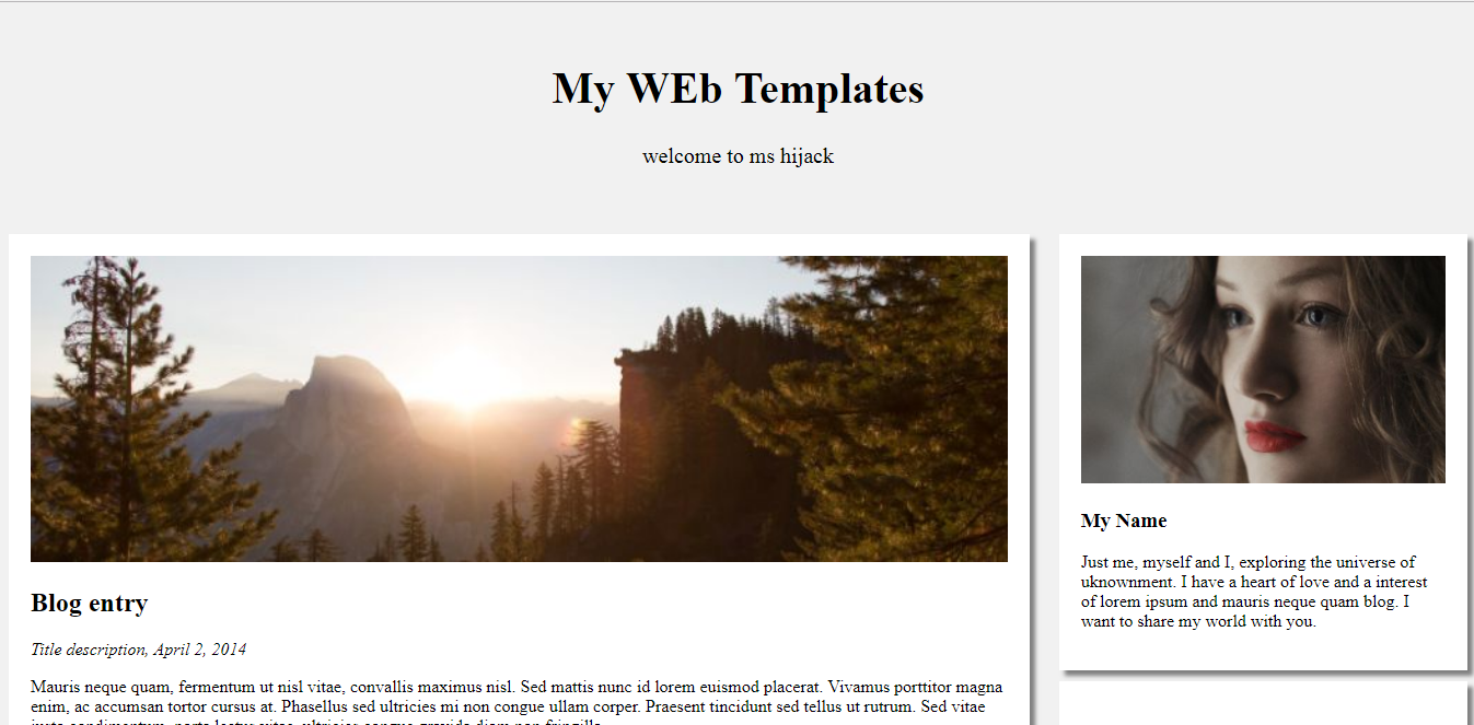 how to make responsive website css