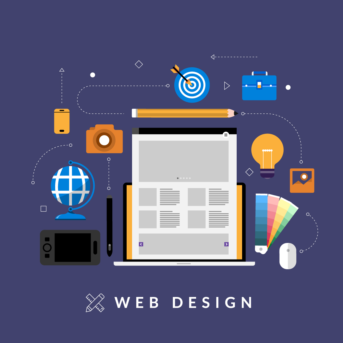 Website Design and SEO: 8 Design Tips to Get a Better Ranking