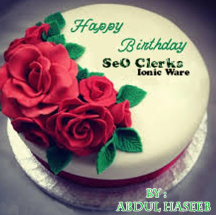 Happy birthday seoclerks free 5 coupon seoclerks happy birthday seoclerks free 5 coupon fandeluxe Image collections