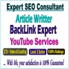 FAST YouTube RANK With 1000+ SEO Backlinks Embedded PROVEN Authority Verified Backlinks +810 Vi deo Ranked -BONUS INCLUDED -LIMITED TIME OFFER HURRY Now