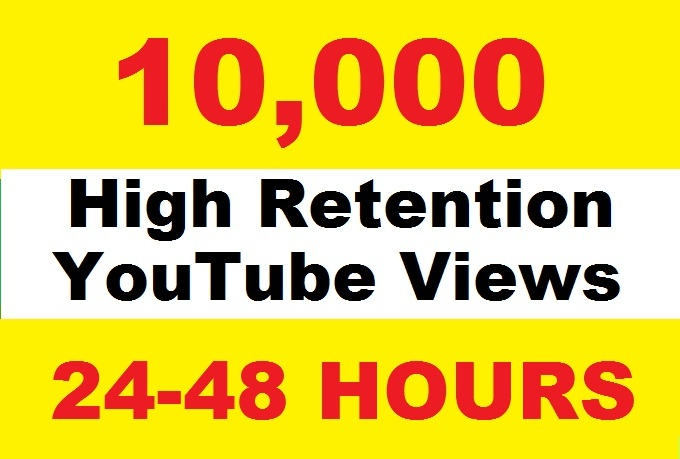 Active Ten Thousend+ Youtube promotion for your video