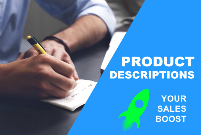 I will write 250 words Amazon product descriptions that convert