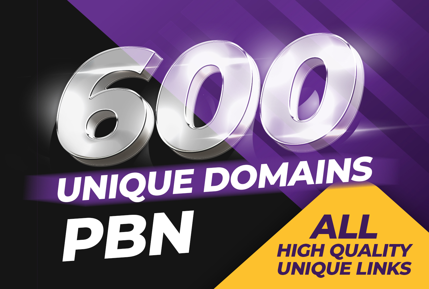 Get 600 REAL PBN all unique domain Actual PBN links