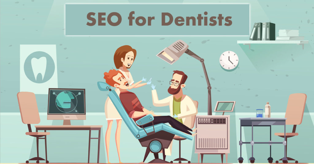 I will Optimize your dentist website for rankings and ROI's