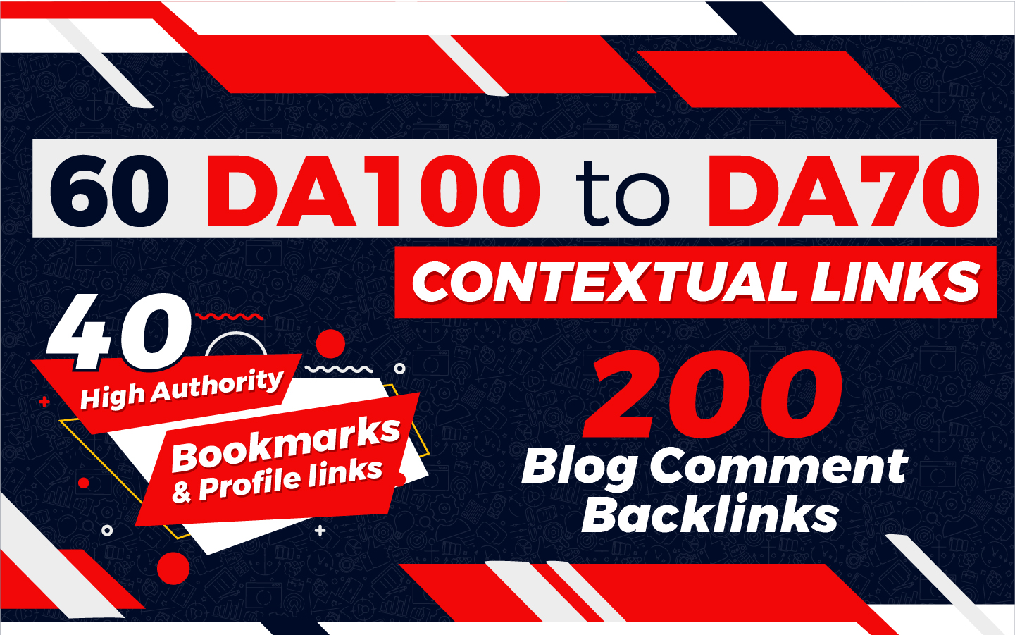 2022 BEST No.1 GUARANTEED SEO RANKING with 100 Contextual Links on DA70 - DA100 Unique Sites From RA
