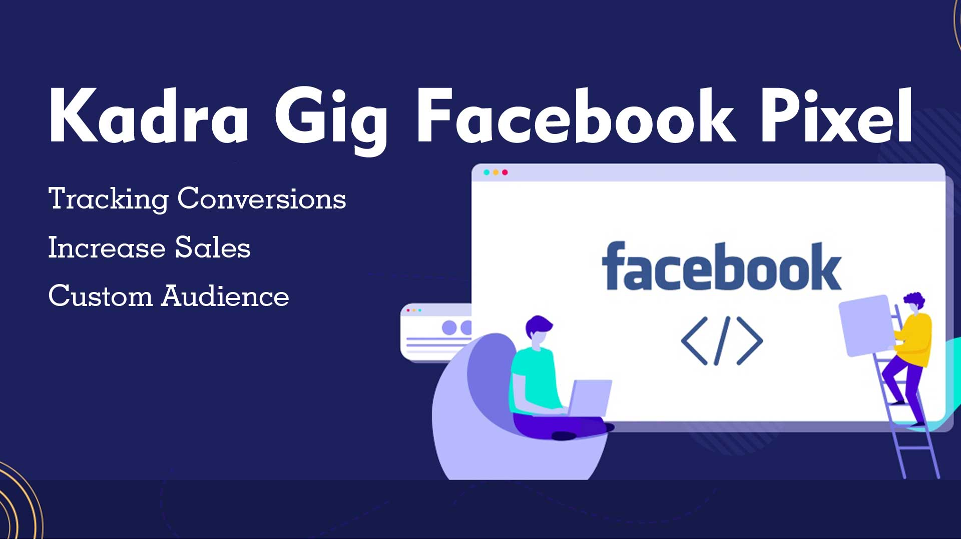 Install Facebook Pixel And Setup Remarketing Audiences