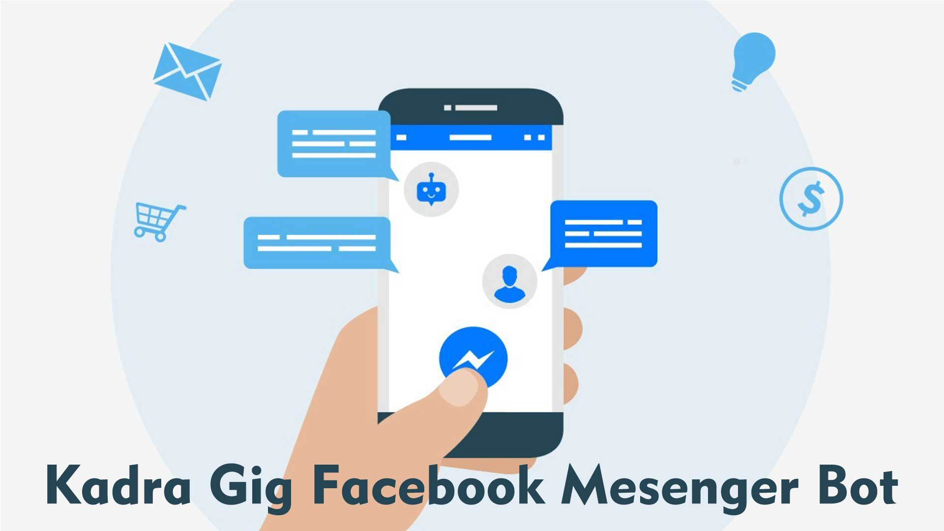 CREATE manychat chatfuel MESSENGER CHATBOT FOR YOUR BUSINESS