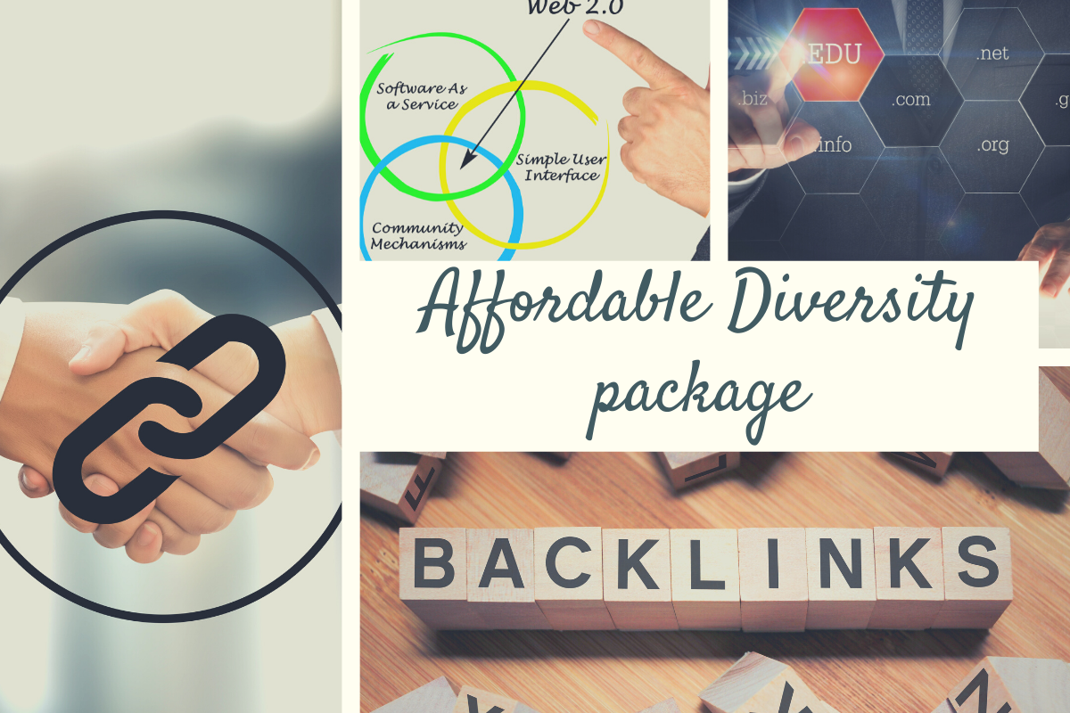 1100PLUS AFFORDABLE Diverisified Backlinks to Boost your Ranking