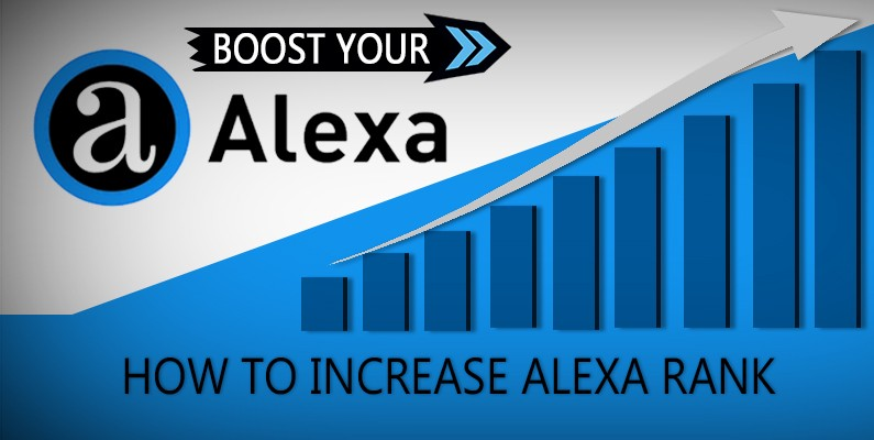 Alexa Ranking Service | Under 15k in less than a month