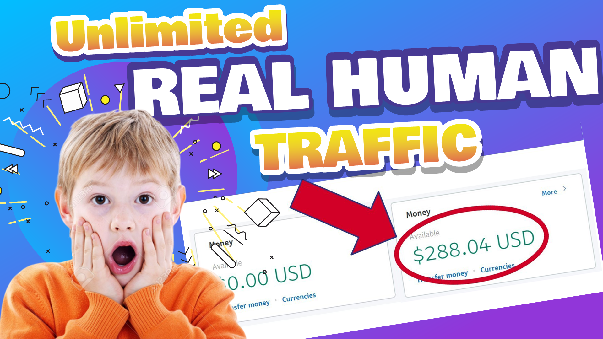 One Month Unlimited Real Human Traffic From Facebook Google Twitter Youtube
