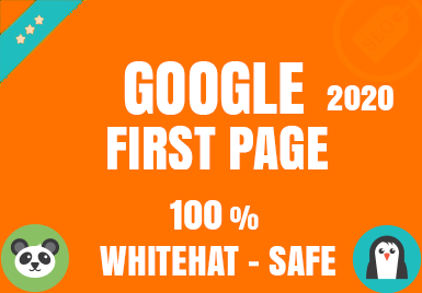 Get To Number 1 On Google in 2020 - NewYear SALE