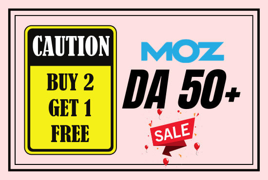 I will increase domain authority da fast indexing in moz