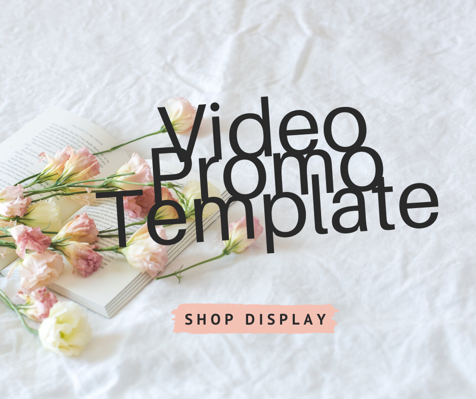 Video Promo Eccomerce Display (Edit Using PPT)