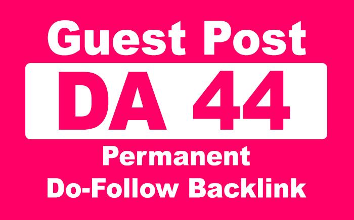 do Guest Post on my high DA personal website