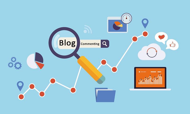 Create 100+ High DA/PA Blog Commenting Backlink for SEO