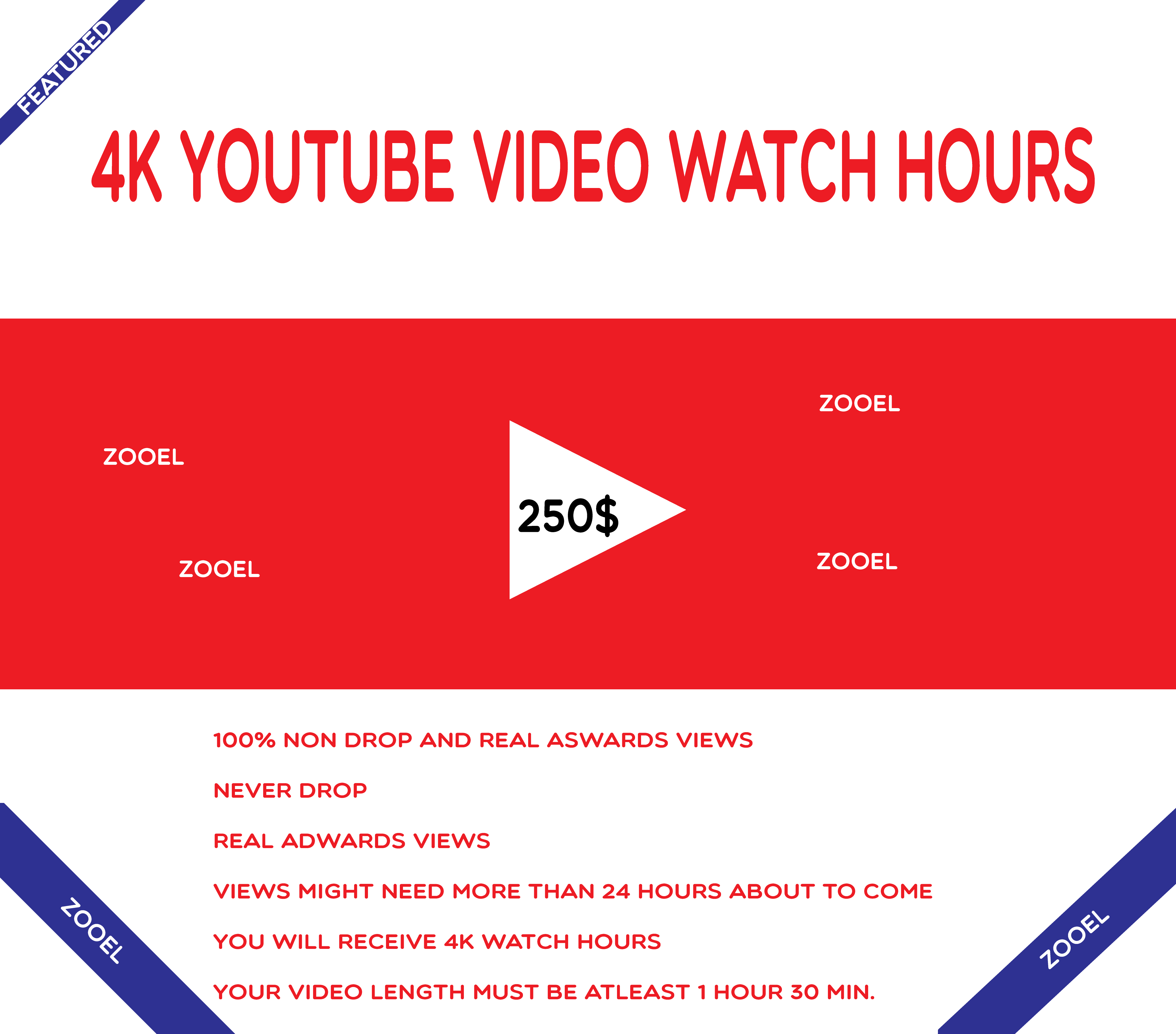4000+ Watch Hours from Adwards to approve Adsense