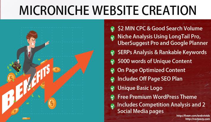 Build Your Micro Niche WebSite