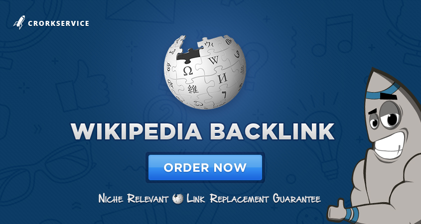 Niche Relevant Wikipedia Backlink