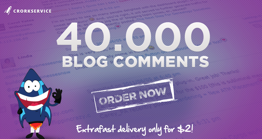 40,000 SEO blog comment backlinks scrapebox linkjuice