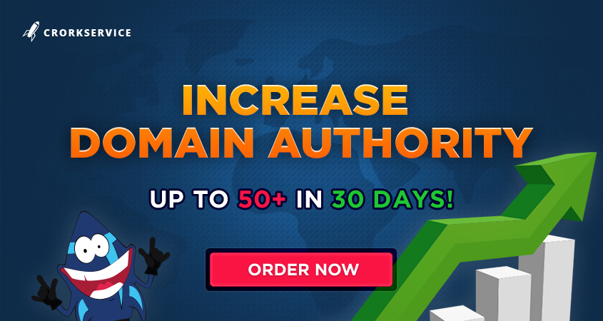 Increase MOZ Domain Authority up to 50+ in 30 days