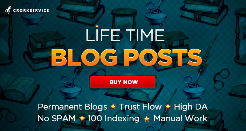 10 Life Time Blog Posts in General Niche