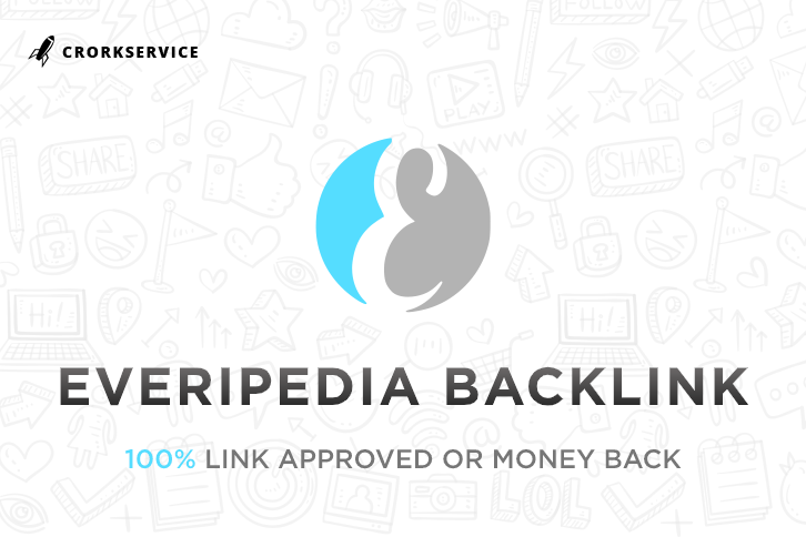 Approved Backlink from Everipedia
