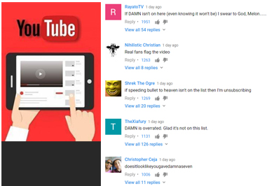 write comments for your YouTube videos with 50 different accounts
