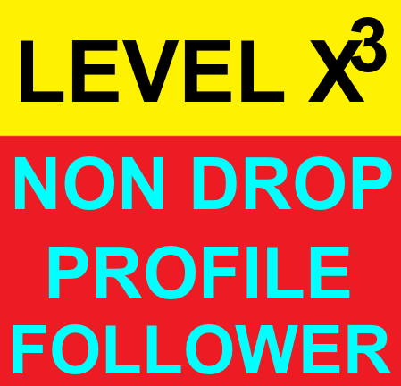 On-Sale Honest Price On This Marketplace 200+ Non Drop Profile Followers