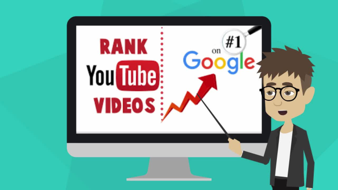Powerful Rank Your YouTube Video 1st Page On Target Country Google With 1 Keyword