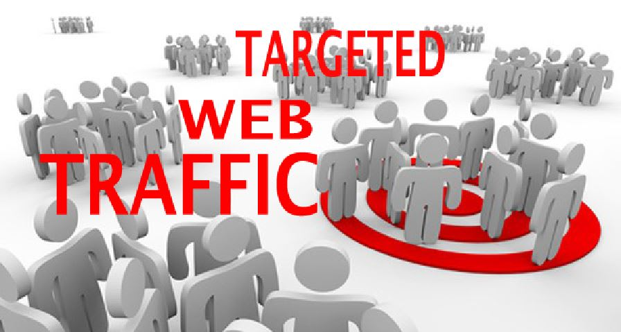 drive real,  genuine USA,  Canada and UK targeted traffic to your website