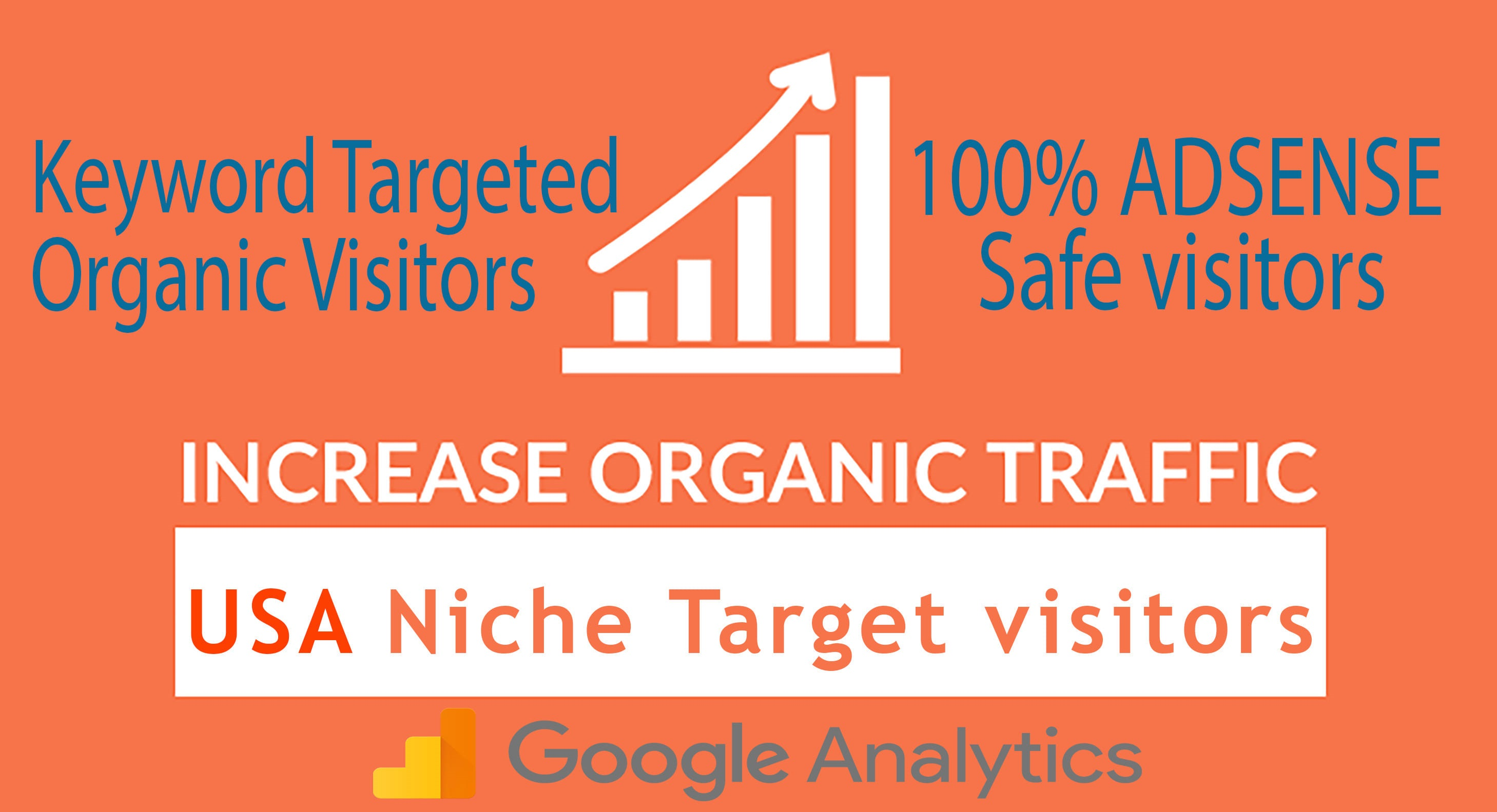 send keyword targeted traffic usa of search engines