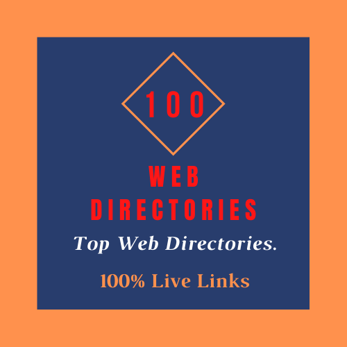 Approve 100 Web Directory Submission live links from High PR