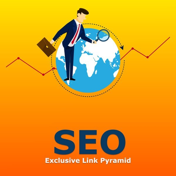 Rank on Google 1st page by exclusive safe Link Pyramid