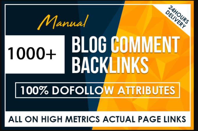 Do 1,000 Blog Comments Panda & Penguin Safe Backlinks