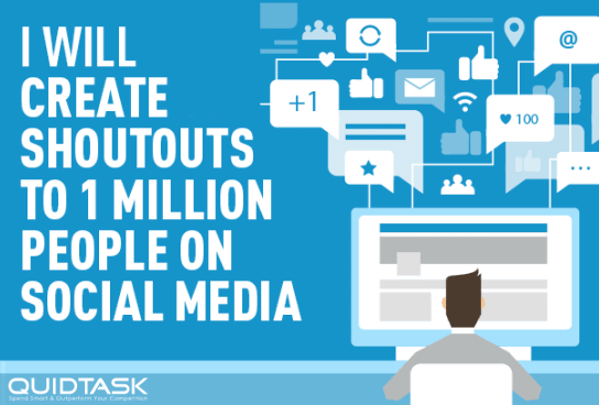 50 Organic Shoutouts to 250,000 Real People on Social Media to Boost your Traffic and SEO