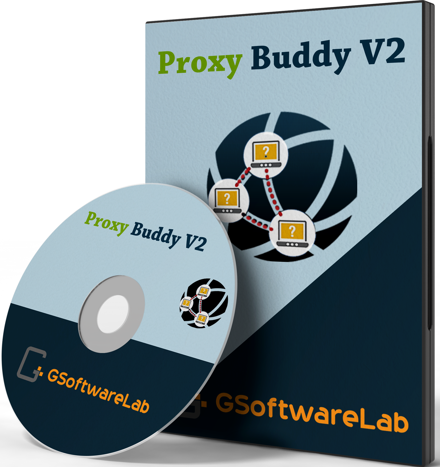 Proxy Buddy v2 - Fully Automated Proxy Scraper and Tester