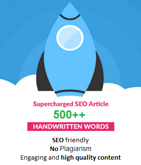 Write 500 + Words High Quality Article