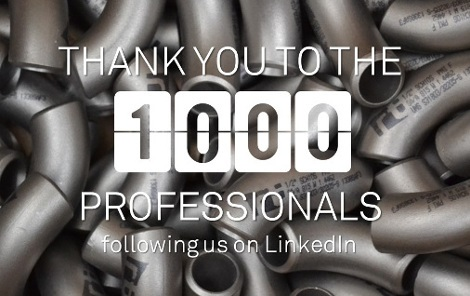 Provide 1000 High Quality LinkedIn Followers for Company Page