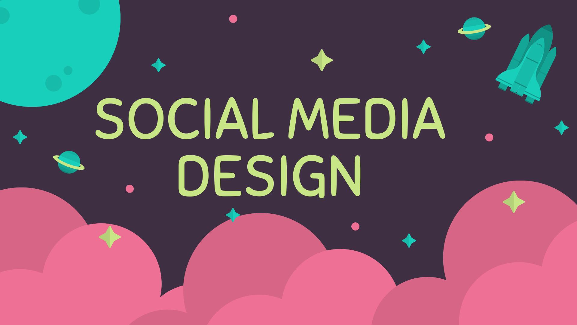 Influential Social Media Design