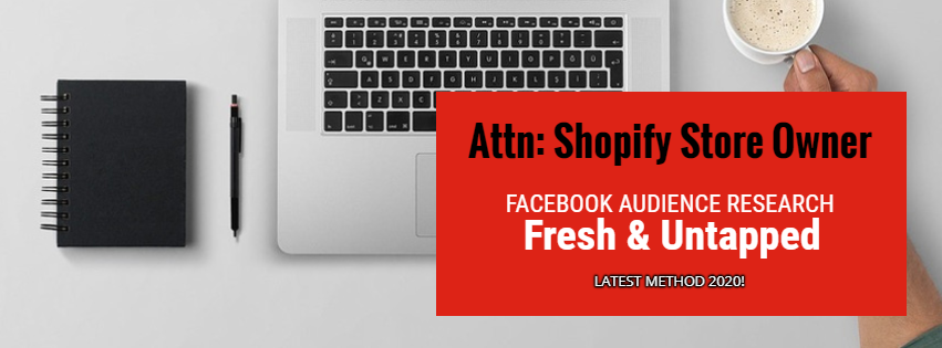 I will research fresh & untapped targeted audience for your facebook ads