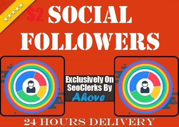 Get Social Media Profile Promotion Offer1