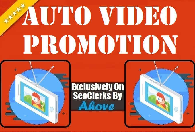 Get Auto Video Promotion To Your Upcoming Videos