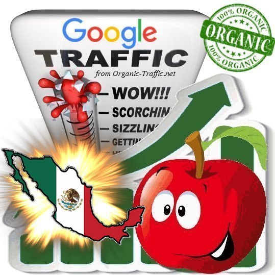 Mexican Search Traffic from Google. com. mx with your Keywords