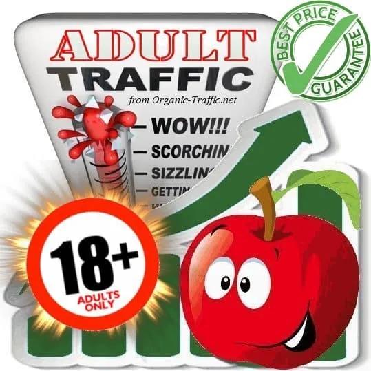 Organic traffic for Adult sites through Yahoo