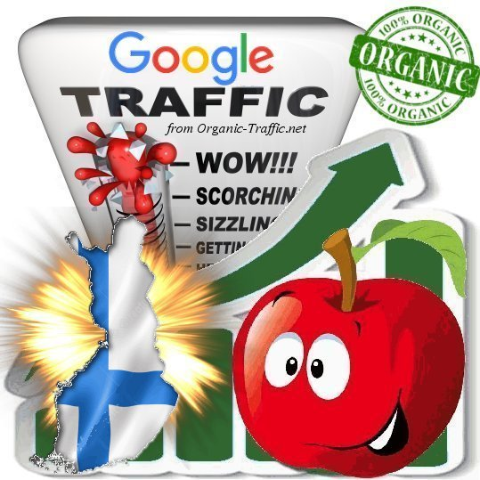 Finn Search Traffic from Google. fi with your Keywords