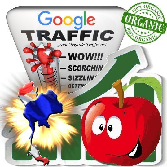 Thai Search Traffic from Google.co.th with your Keywords