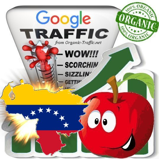 Venezuelan Search Traffic from Google.co.ve with your Keywords